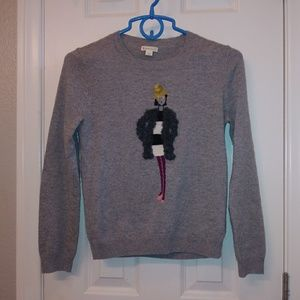 Crewcuts adorable wool blend sweater